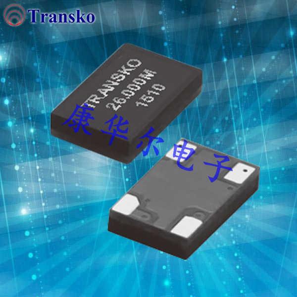 Transko晶振,温度补偿晶振,TE-J压控温补振荡器