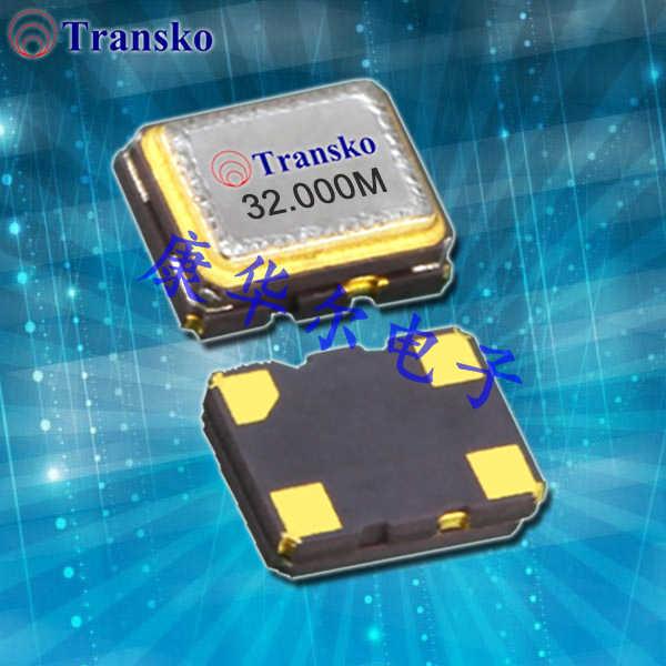 Transko晶振,TCXO晶体振荡器,TX-N压控温补晶振