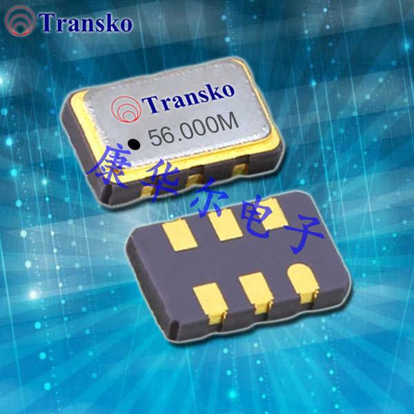 Transko晶振,压控晶振,TSMV5振荡器