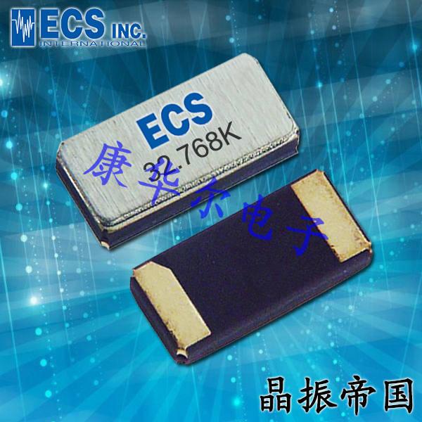 ECScrystal晶振,32.768K晶振,ECX-34Q石英晶体谐振器