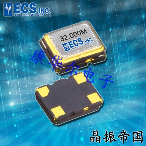 ECScrystal晶振,高精度石英晶振,ECS-TXO-5032温补晶振