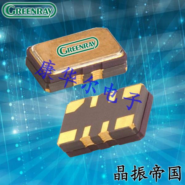 格林雷晶振,TCXO晶体振荡器,T52进口温补晶振