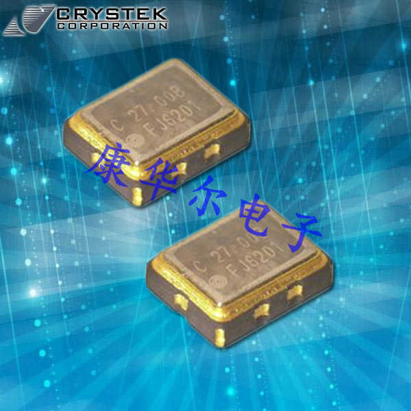 Crystek晶振,TCXO晶体振荡器,CVT25温补晶振