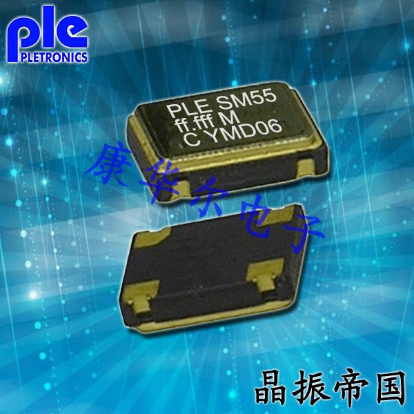 Pletronics晶振,进口石英晶体振荡器,SM77D晶振