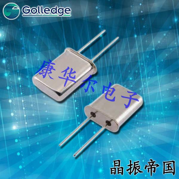 Golledge晶振,DIP晶振,HC49无源晶体