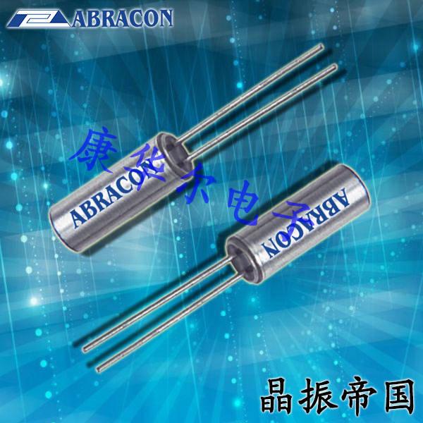 Abracon晶振,高频圆柱晶体,AB308无源晶振