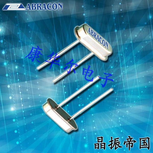 Abracon晶振,进口插件晶体,ABL6M晶振