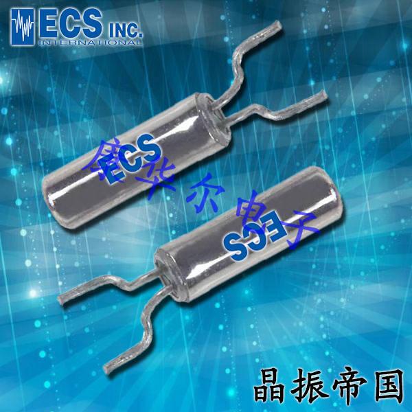 ECScrystal晶振,插件石英晶振,ECS-2X6-FLX晶体