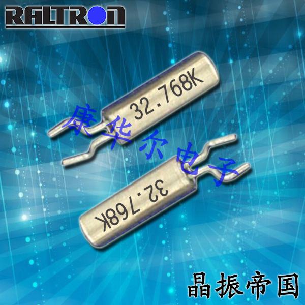 Raltron晶振,高精度石英晶振,R145插件晶体