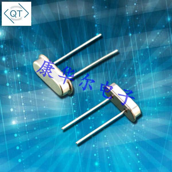 QuartzChnik晶振,高质量石英晶振,QTCL无源晶体