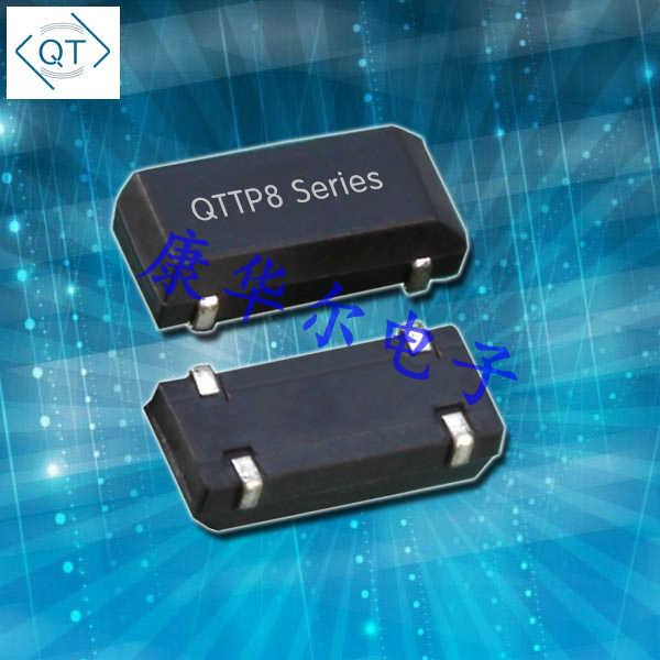 QuartzChnik晶振,石英晶体谐振器,QTTP8晶振