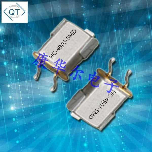 QuartzChnik晶振,插件石英晶振,QTCC-UM5SMD晶振