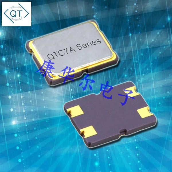 QuartzChnik晶振,耐撞击晶振,QTC7A石英晶体谐振器