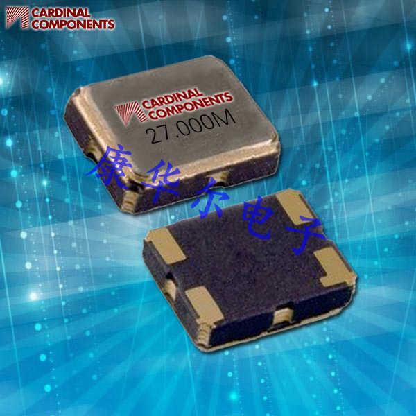 Cardinal晶振,TCXO晶体振荡器,CTQS温补晶振