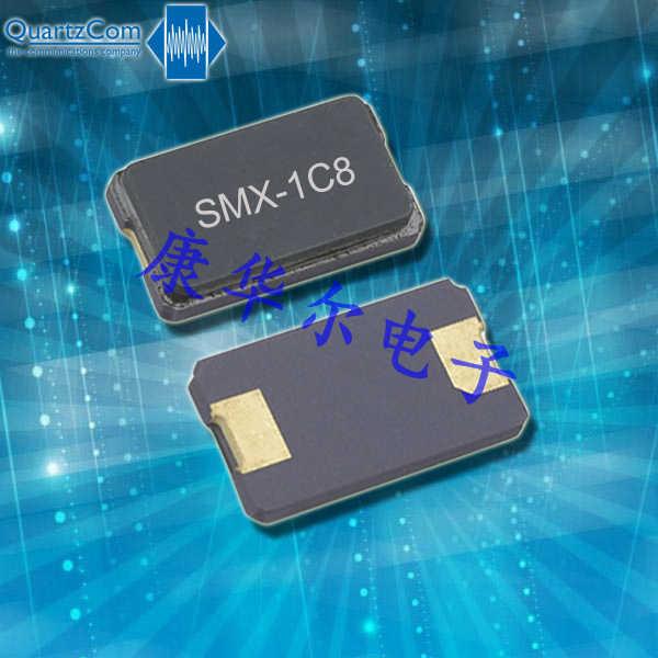 QuartzCom晶振,无源晶振,SMX-1C8晶振