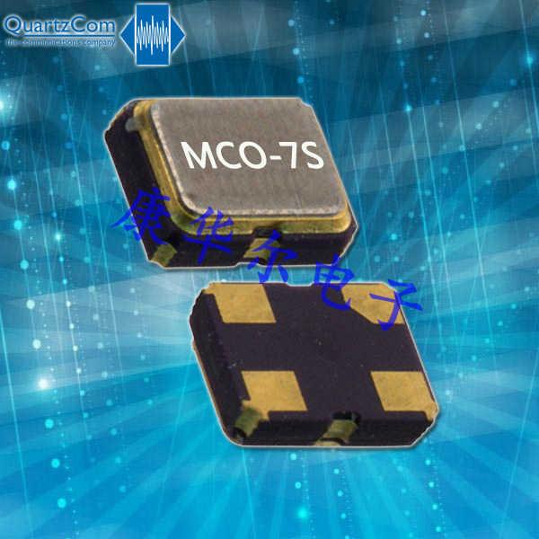 QuartzCom晶振,压控晶体振荡器,VXO-6S-4p晶振