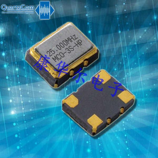 QuartzCom晶振,VC-TCXO振荡器,VT7-302晶振