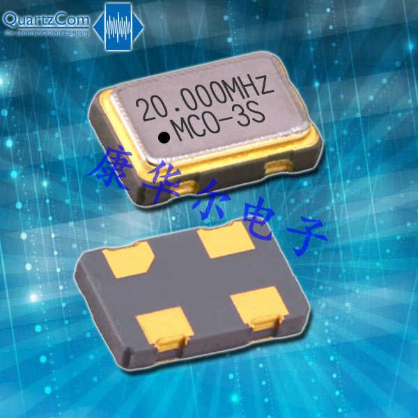 QuartzCom晶振,高质量石英晶振,MCO-3S振荡器