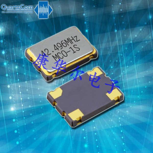QuartzCom晶振,时钟晶体振荡器,MCO-1S晶振