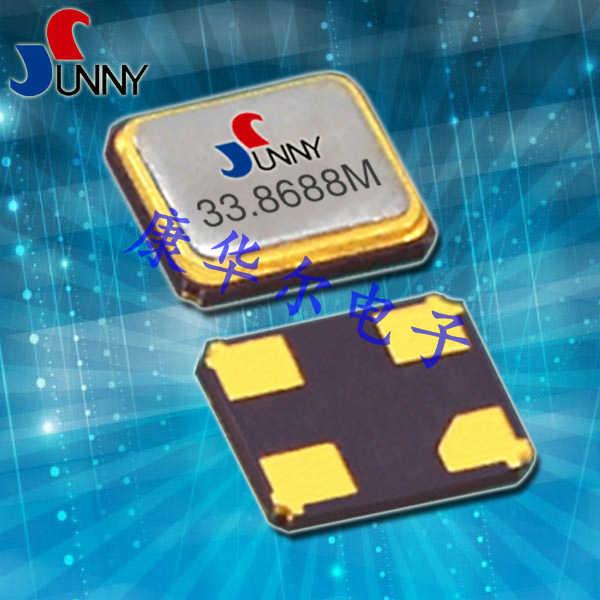 SUNNY晶振,石英贴片晶振,SX-16晶体谐振器