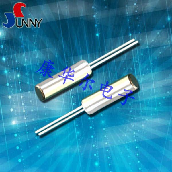 SUNNY晶振,插件石英晶振,CH-206圆柱晶体