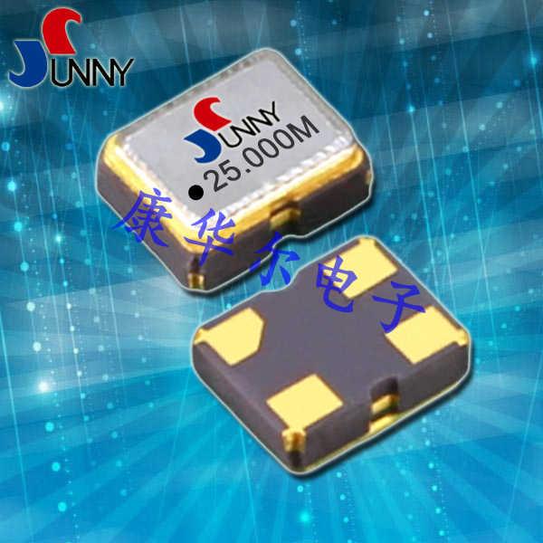 SUNNY晶振,石英贴片晶振,SCO-21晶体振荡器