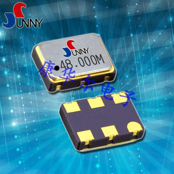 SUNNY晶振,VCXO石英晶体振荡器,SVH F晶振