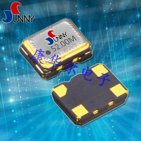 SUNNY晶振,温度补偿晶振,STJ有源晶体振荡器