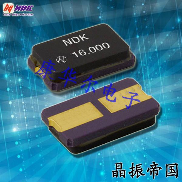 NDK晶振,汽车电子晶振,NX8045GE晶体谐振器