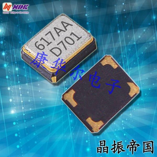 NDK晶振,温度补偿晶体振荡器,NT2520SC晶振