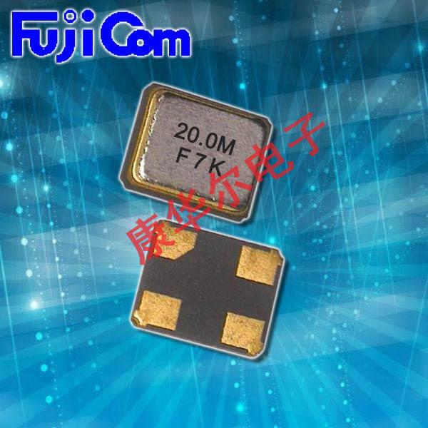 富士晶振,超薄型晶振,FSX-2MS晶振