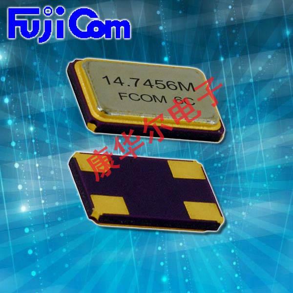 富士晶振,智能家居晶振,FSX-4M晶体