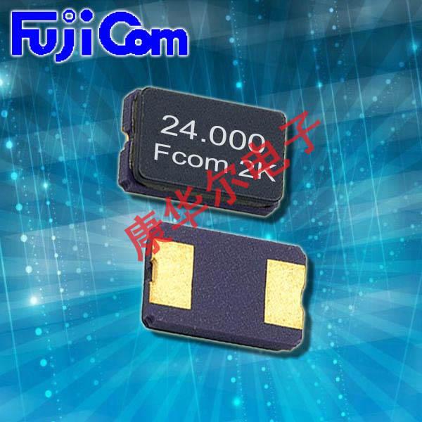 富士晶振,耐高温晶振,FSX-5M2压电晶振
