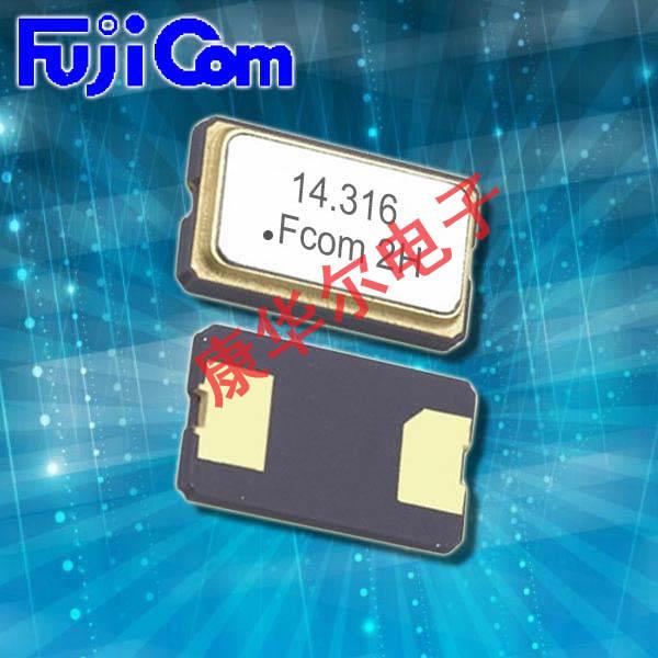 富士晶振,高精度石英晶振,FSX-6M2晶体