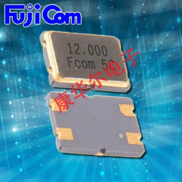 富士晶振,智能家居晶振,FSX-7M石英晶体谐振器