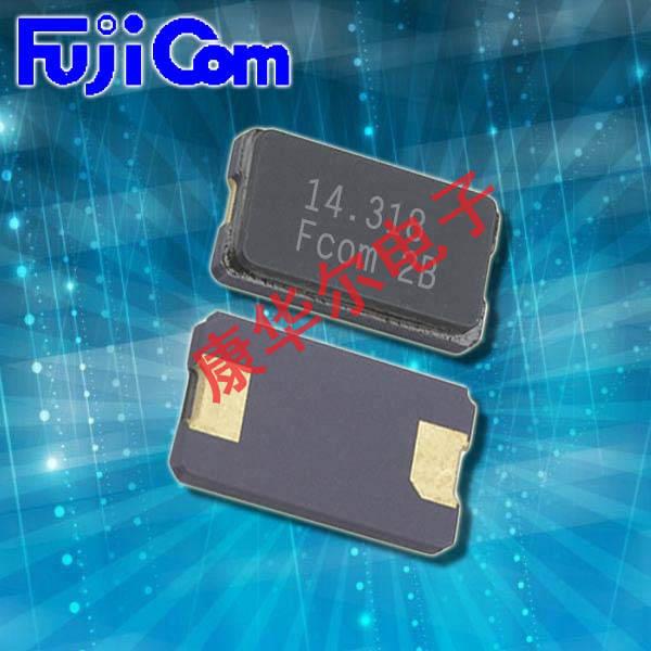 富士晶振,二脚陶瓷面晶振,FSX-8L晶振