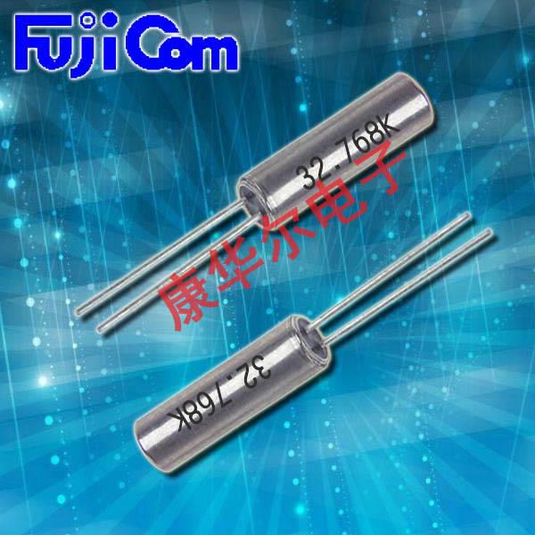 富士晶振,32.768K晶体,FTS-15谐振器