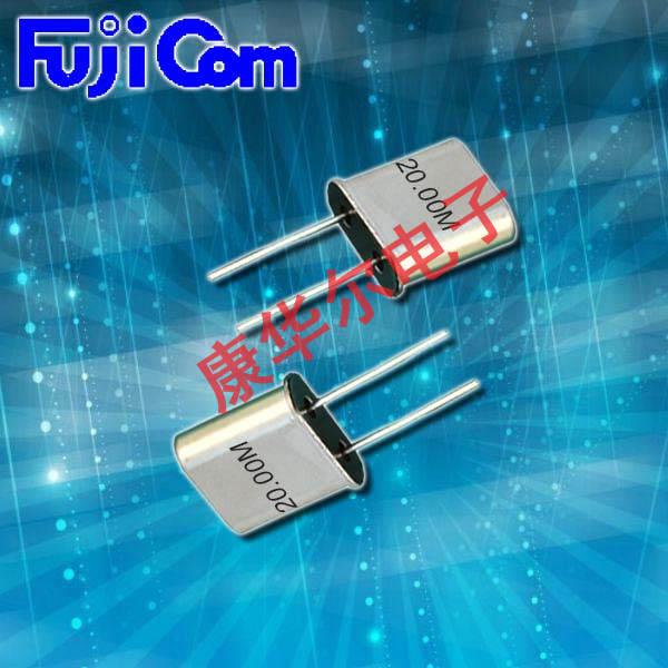 富士晶振,耐撞击晶振,UM-1插件晶体