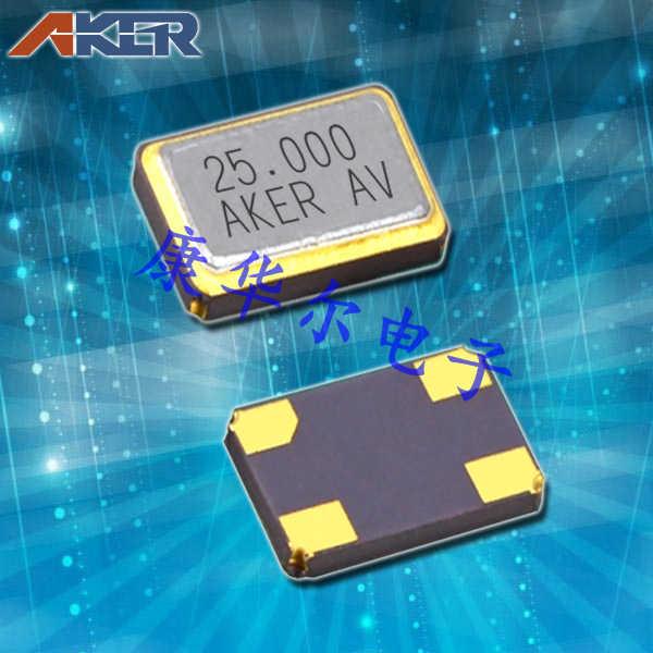 AKER晶振,汽车电子晶振,CXAF-631晶体