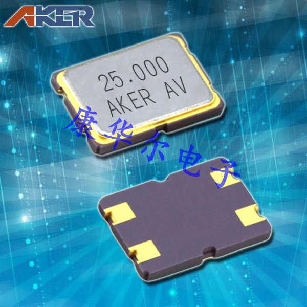 AKER晶振,高质量石英晶振,CXAF-751晶振