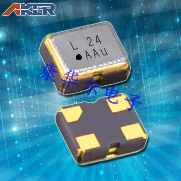 AKER晶振,温度补偿晶振,TXON-221晶振