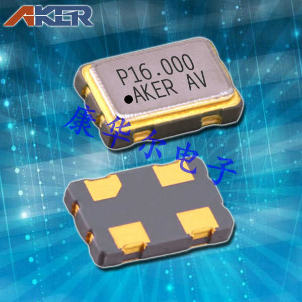AKER晶振,时钟晶体振荡器,SMP-531晶振