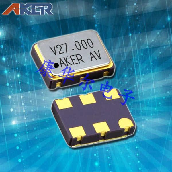 AKER晶振,VCXO石英晶体振荡器,VXO-751晶振