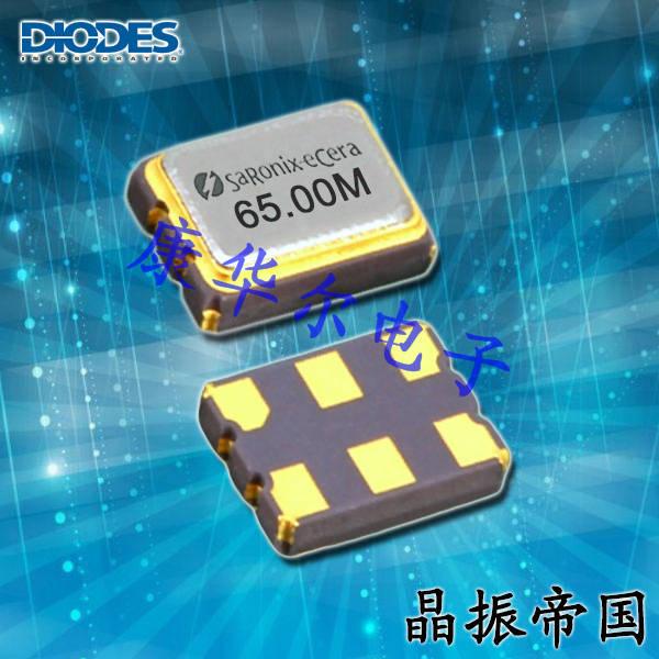 百利通亚陶晶振,有源晶体振荡器,HX322晶振