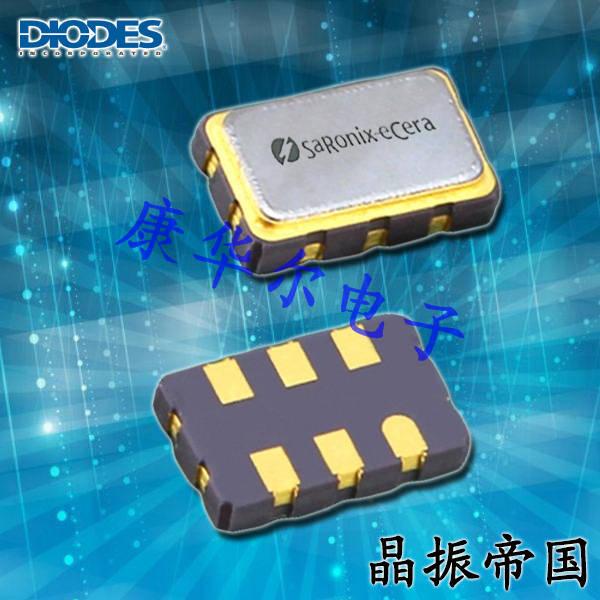 百利通亚陶晶振,有源晶体振荡器,JX501晶振